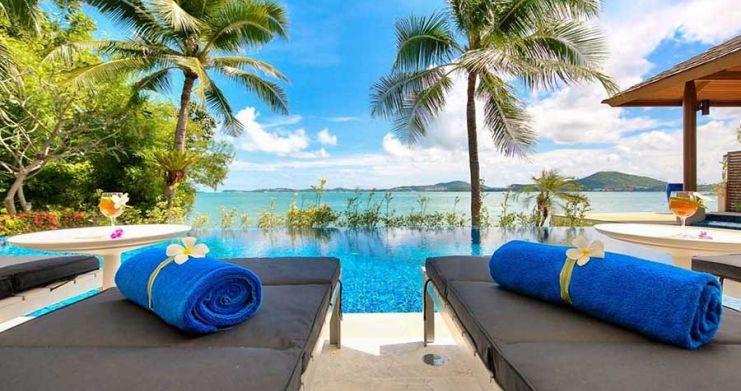 4 Bedroom Beachfront Pool Villa by Fisherman's Village-18