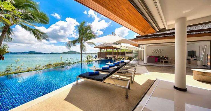 4 Bedroom Beachfront Pool Villa by Fisherman's Village-1