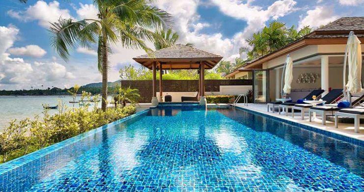 4 Bedroom Beachfront Pool Villa by Fisherman's Village-2