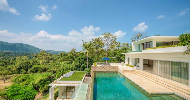 5-Bedroom Luxury Pool Villa on Choeng Mon Peninsular-1