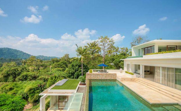 5-Bedroom Luxury Pool Villa on Choeng Mon Peninsular