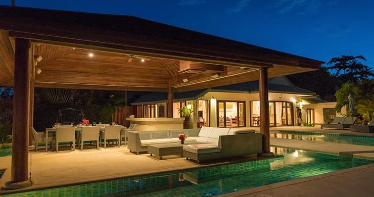 4 Bedroom Beachfront Pool Villa in Hua Thanon-18