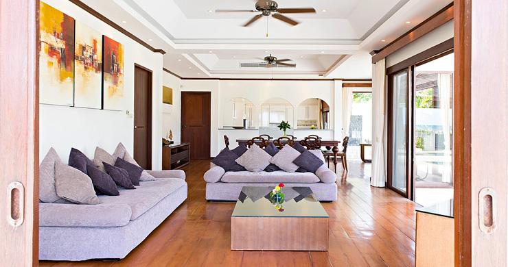 4 Bedroom Beachfront Pool Villa in Hua Thanon-4