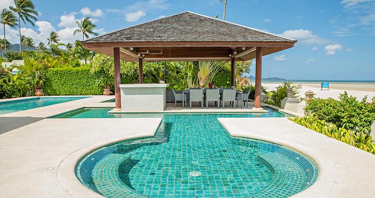 4 Bedroom Beachfront Pool Villa in Hua Thanon-2