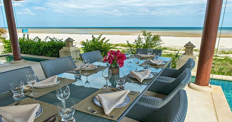 4 Bedroom Beachfront Pool Villa in Hua Thanon-5