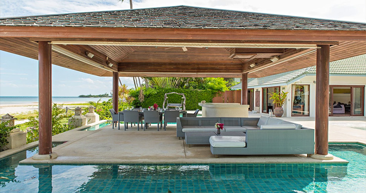 4 Bedroom Beachfront Pool Villa in Hua Thanon-16