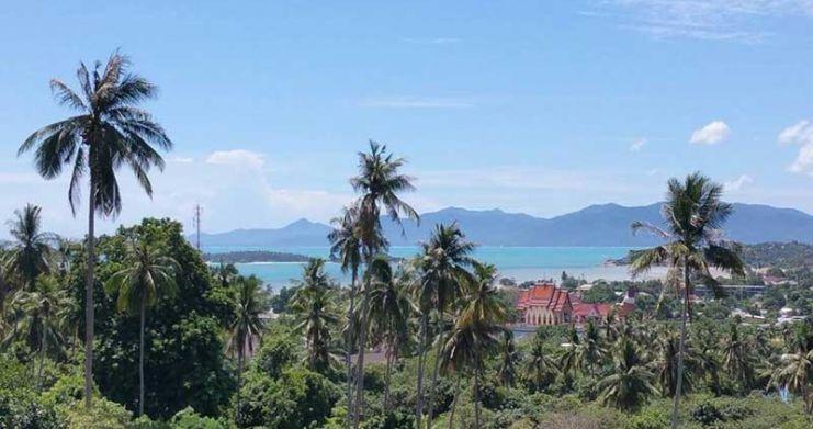 Premium Sea View Land Plot for Sale in Plai Laem-1