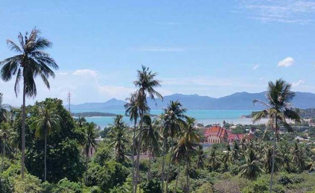 Premium Sea View Land Plot for Sale in Plai Laem
