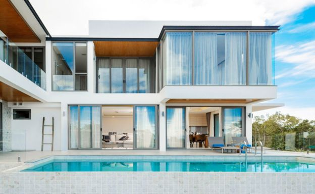 Exclusive Sea View Boutique Villa in Choeng Mon