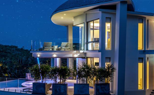 Waterfront 3 Bedroom Luxury Villas on Tongson Bay