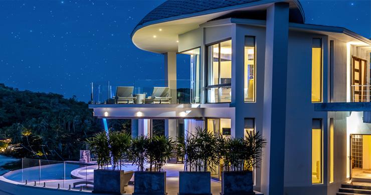 Waterfront 3 Bedroom Luxury Villas on Tongson Bay-1