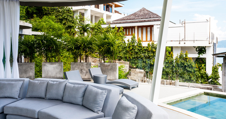 Waterfront 3 Bedroom Luxury Villas on Tongson Bay-11