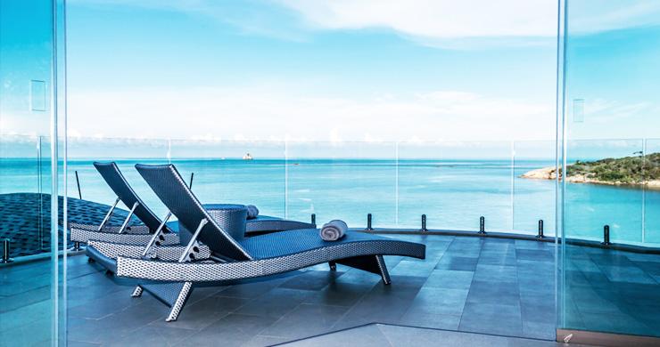 Waterfront 3 Bedroom Luxury Villas on Tongson Bay-2