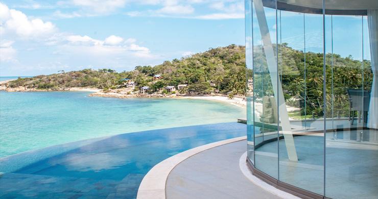 Waterfront 3 Bedroom Luxury Villas on Tongson Bay-3
