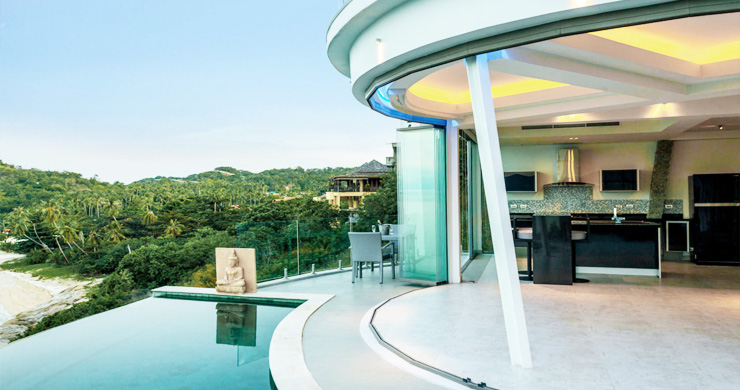 Waterfront 3 Bedroom Luxury Villas on Tongson Bay-9