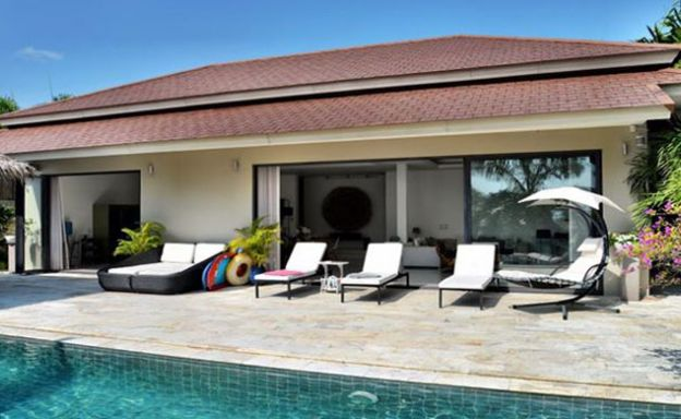 Exclusive 3 Bedroom Luxury Pool Villa in Maenam