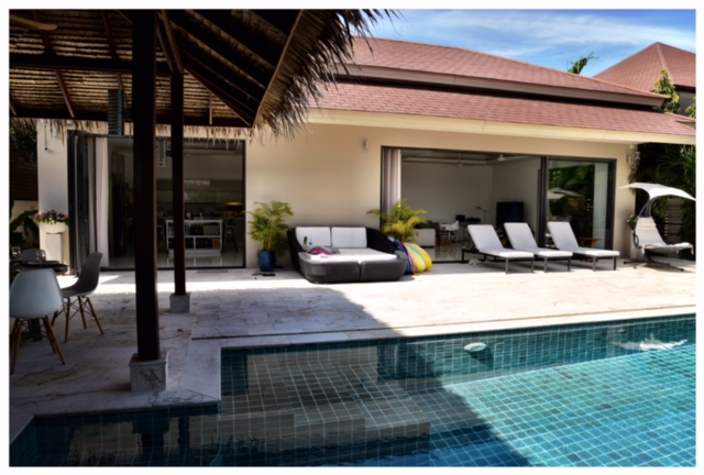 Exclusive 3 Bedroom Luxury Pool Villa in Maenam-6