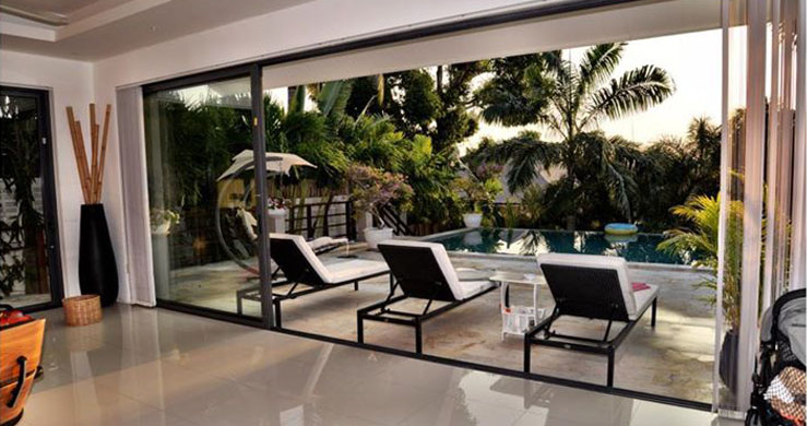 Exclusive 3 Bedroom Luxury Pool Villa in Maenam-8