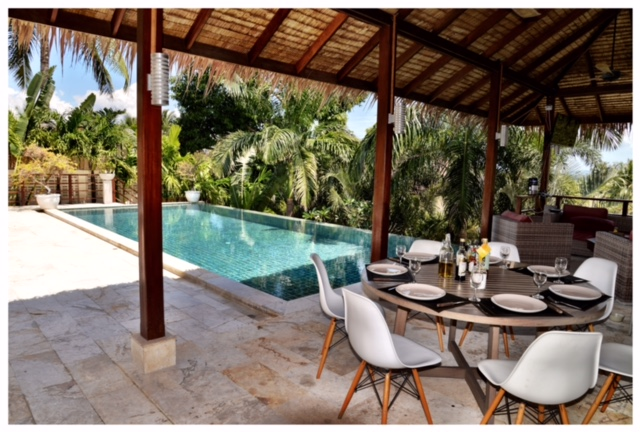 Exclusive 3 Bedroom Luxury Pool Villa in Maenam-4