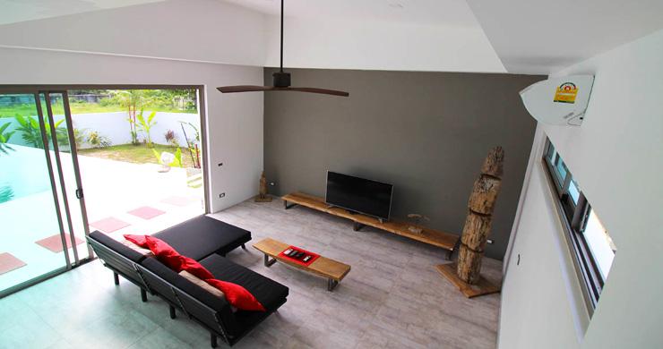 Modern Minimal 3 Bedroom Pool Villa in Plai Laem-12