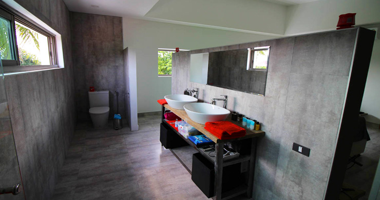Modern Minimal 3 Bedroom Pool Villa in Plai Laem-16