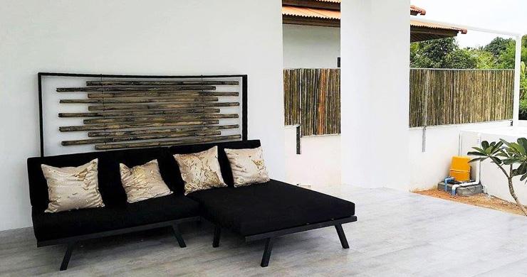 Modern Minimal 3 Bedroom Pool Villa in Plai Laem-4