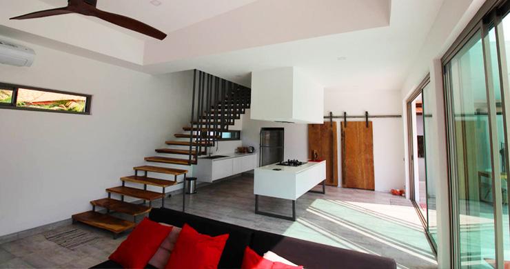 Modern Minimal 3 Bedroom Pool Villa in Plai Laem-3