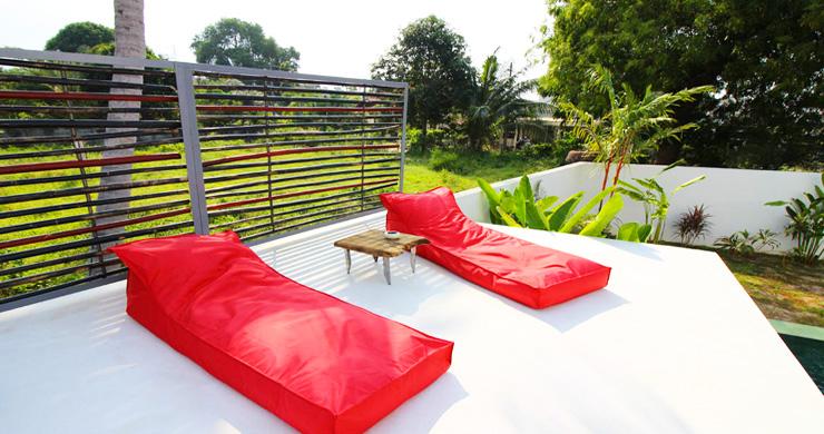 Modern Minimal 3 Bedroom Pool Villa in Plai Laem-17
