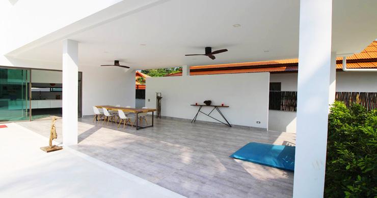 Modern Minimal 3 Bedroom Pool Villa in Plai Laem-5