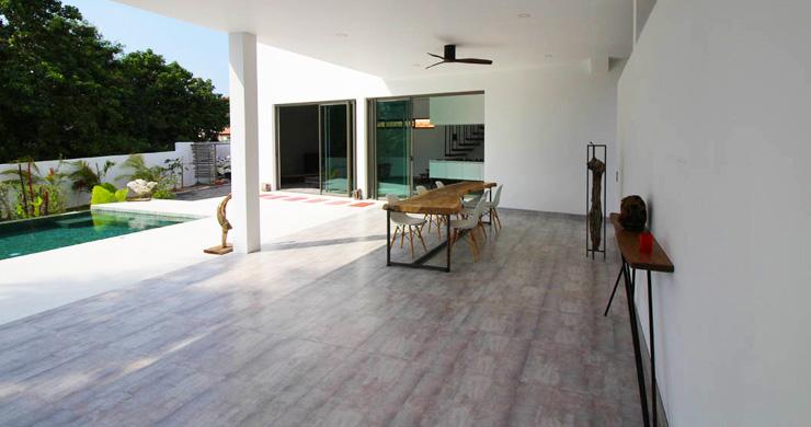 Modern Minimal 3 Bedroom Pool Villa in Plai Laem-9
