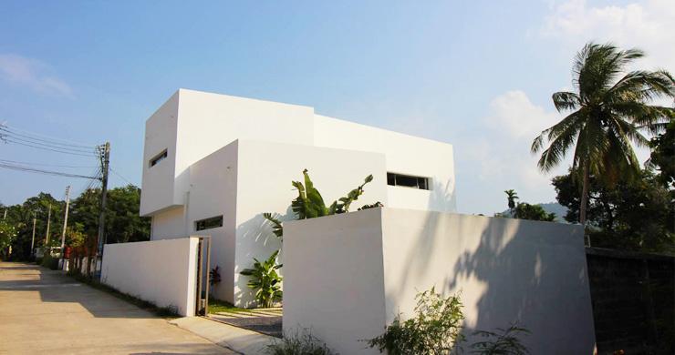 Modern Minimal 3 Bedroom Pool Villa in Plai Laem-20