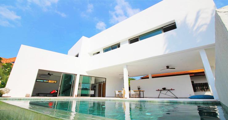 Modern Minimal 3 Bedroom Pool Villa in Plai Laem-1