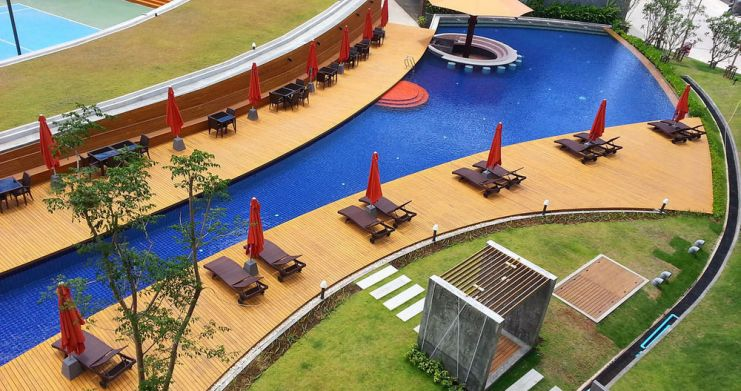 Stylish Replay Freehold Condo by Bangrak Beach-13