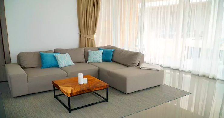 Newly Built Luxury 2 Bedroom Modern Villa in Maenam-6