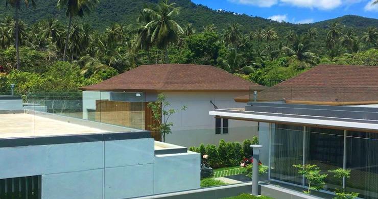 Newly Built Luxury 2 Bedroom Modern Villa in Maenam-18