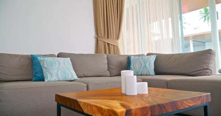 Newly Built Luxury 2 Bedroom Modern Villa in Maenam-7