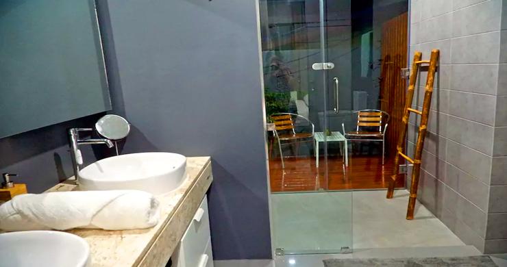 Newly Built Luxury 2 Bedroom Modern Villa in Maenam-16