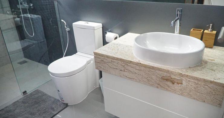 Newly Built Luxury 2 Bedroom Modern Villa in Maenam-15
