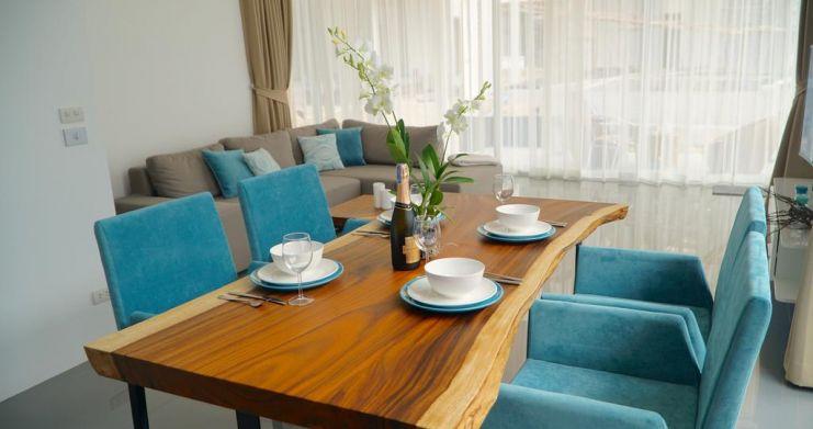 Newly Built Luxury 2 Bedroom Modern Villa in Maenam-8