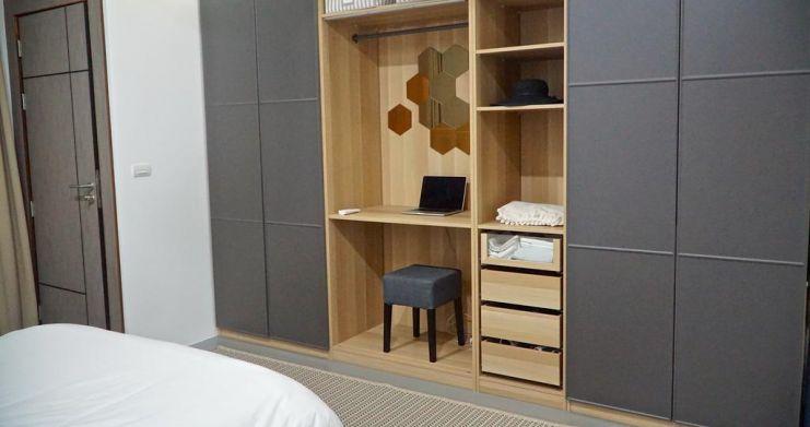 Newly Built Luxury 2 Bedroom Modern Villa in Maenam-13
