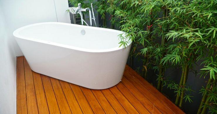 Newly Built Luxury 2 Bedroom Modern Villa in Maenam-17