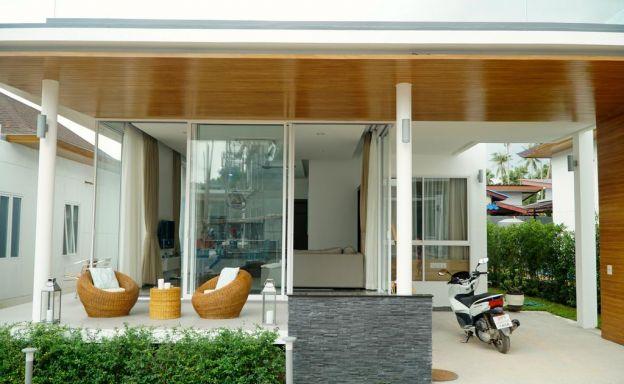Newly Built Luxury 2 Bedroom Modern Villa in Maenam