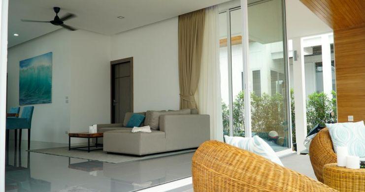 Newly Built Luxury 2 Bedroom Modern Villa in Maenam-3