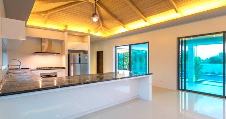 Luxury 3 Bedroom Bali Design Pool Villa in Maenam-13
