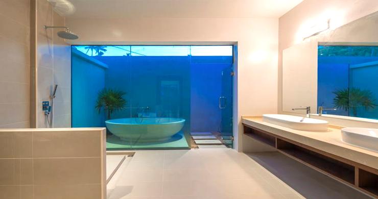 Luxury 3 Bedroom Bali Design Pool Villa in Maenam-11