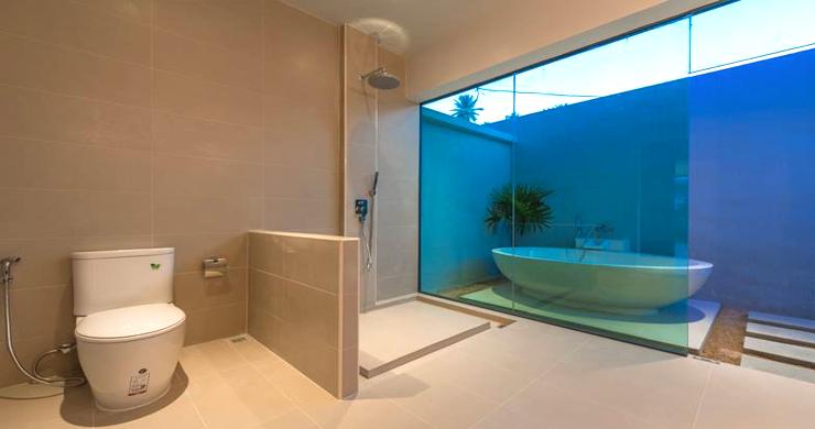 Luxury 3 Bedroom Bali Design Pool Villa in Maenam-9