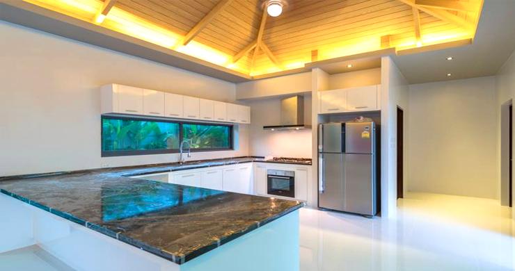 Luxury 3 Bedroom Bali Design Pool Villa in Maenam-3