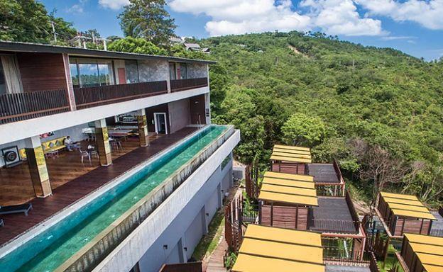 Unique Luxury Boutique Hotel For Sale in Bophut Hills