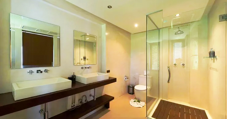 42% OFF! Spectacular 5 Bed Luxury Sea View Villa in Chaweng Noi-16