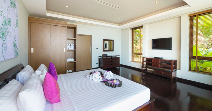 42% OFF! Spectacular 5 Bed Luxury Sea View Villa in Chaweng Noi-11